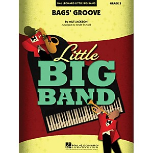 Hal-Leonard-Bags--Groove---Little-Big-Band-Series-Level-3-Standard