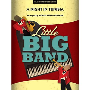 Hal-Leonard-A-Night-In-Tunisia---Little-Big-Band-Series-Level-3---4-Standard