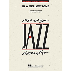 Hal-Leonard-In-A-Mellow-Tone---Easy-Jazz-Combo-Series-Level-2-Standard