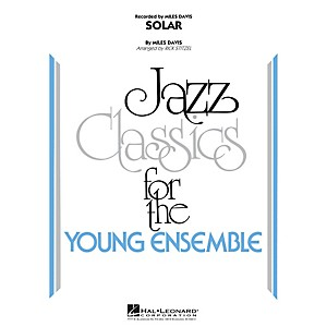 Hal-Leonard-Solar---Jazz-Classics-For-The-Young-Ensemble-Level-3-Standard