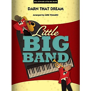 Hal-Leonard-Darn-That-Dream---Little-Big-Band-Series-Level-3---4-Standard