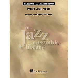 Hal-Leonard-Who-Are-You---The-Jazz-Essemble-Library-Series-Level-4-Standard