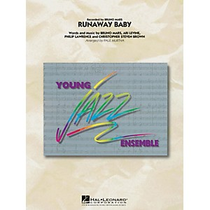 Hal-Leonard-Runaway-Baby---Young-Jazz-Ensemble-Series-Level-3-Standard