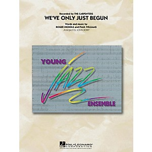 Hal-Leonard-We-ve-Only-Just-Begun---Young-Jazz-Ensemble-Series-Level-3-Standard