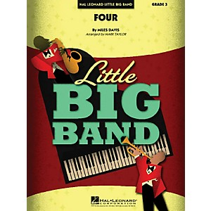 Hal-Leonard-Four---Little-Big-Band-Series-Level-3-Standard
