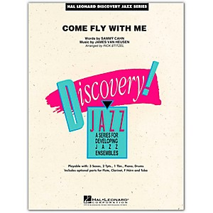 Hal-Leonard-Come-Fly-With-Me---Discovery-Jazz-Series-Level-1-5-Standard
