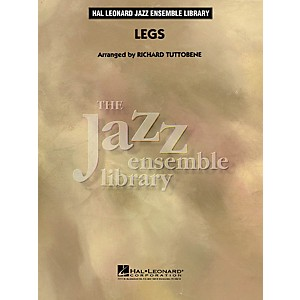 Hal-Leonard-Legs---The-Jazz-Essemble-Library-Series-Level-4-Standard