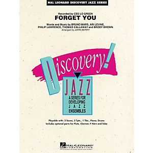 Hal-Leonard-Forget-You---Discovery-Jazz-Series-Level-1-5-Standard