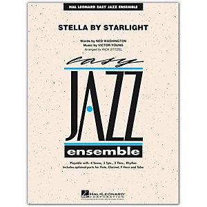 Hal-Leonard-Stella-By-Starlight---Easy-Jazz-Ensemble-Series-Level-2-Standard