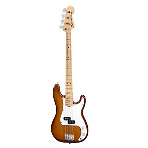 Fender-USA-Nitro-Satin-Series-Precision-Bass-Honeyburst-Maple-Fingerboard