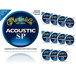 Martin-MSP4200-Phosphor-Bronze-Medium-Acoustic-Strings--12-Pack--Standard