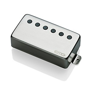 EMG-66-N-Humbucker-Guitar-Neck-Pickup-Brushed