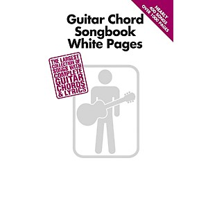 Hal-Leonard-Guitar-Chord-Songbook-White-Pages-Standard