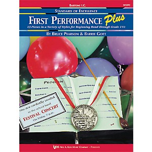 KJOS-First-Performance-Plus-Baritone-T-C--Book-Standard