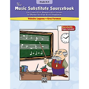 Alfred-The-Music-Substitute-Sourcebook-Grades-K-3-Book-Standard
