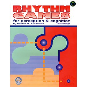 Alfred-Rhythm-Games-for-Perception---Cognition--Revised--Book---2-CDs-Standard