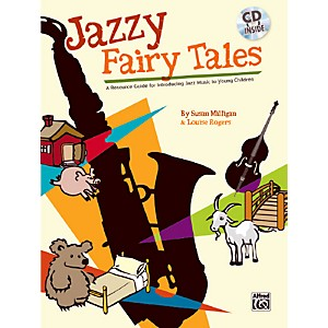 Alfred-Jazzy-Fairy-Tales-Book---CD-Standard