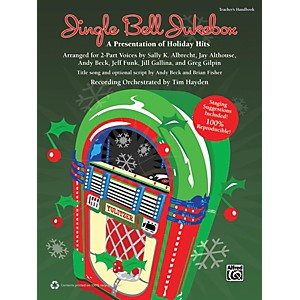 Alfred-Jingle-Bell-Jukebox-Book---CD-Standard