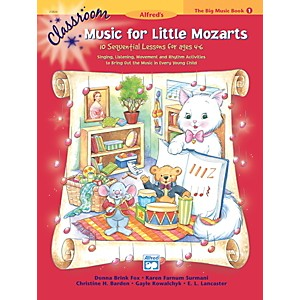 Alfred-Classroom-Music-for-Little-Mozarts-The-Big-Music-Book-1-Standard