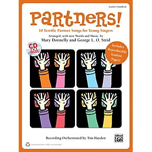 Alfred-Partners--Book---CD-Standard