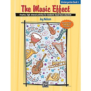 Alfred-The-Music-Effect--1-Book---CD-Standard