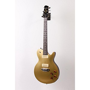 Line-6-Variax-JTV-59P-Electric-Guitar-with-P-90-Pickups-Gold-886830886843