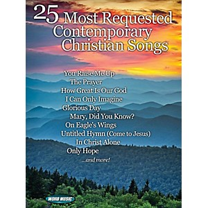 Word-Music-25-Most-Requested-Contemporary-Christian-Songs-Standard