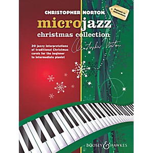 Hal-Leonard-Christopher-Norton---Microjazz-Christmas-Collection-Beginner-Intermediate-Pianist-Standard