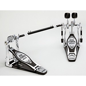 Tama-Iron-Cobra-200-Series-Double-Bass-Drum-Pedal-Standard