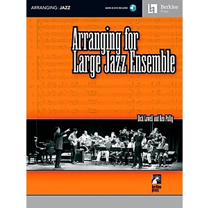 Berklee-Press-Arranging-For-Large-Jazz-Ensemble-Book-CD-Standard