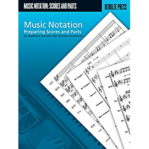 Berklee-Press-Music-Notation---Preparing-Scores-And-Parts-Standard