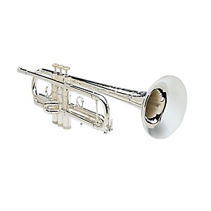 S-E--SHIRES-Model-CLW-Bb-Trumpet-CLW-SP-Silver