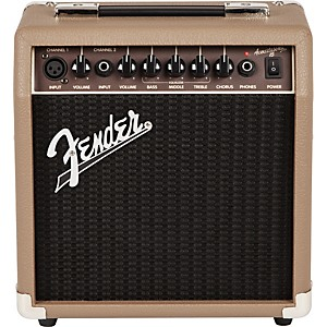 Fender-Acoustasonic-15-Acoustic-Combo-Amp-Tan