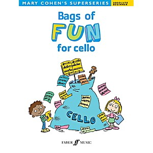Alfred-Bags-of-Fun-for-Cello-Book-Standard