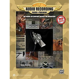 Alfred-Audio-Recording-Boot-Camp-Book---DVD-ROM-Standard