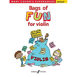 Alfred-Bags-of-Fun-for-Violin-Book-Standard