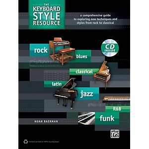 Alfred-The-Keyboard-Style-Resource-Book---CD-Standard