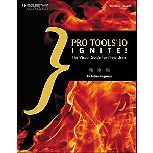 Cengage-Learning-Pro-Tools-10-Ignite--Book---CD-The-Visual-Guide-for-New-Users-Standard