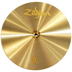 Zildjian-Professional-Low-Octave---Single-Note-Crotale-B