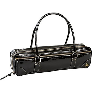 Fluter-Scooter-New-York-Glam-Couture-Case-Cover-Black-Patent-Leather