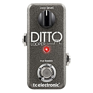 TC-Electronic-Ditto-Looper-Guitar-Effects-Pedal-Standard