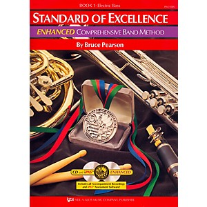 KJOS-Standard-Of-Excellence-Book-1-Enhanced-Electric-Bass-Standard