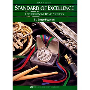 KJOS-Standard-Of-Excellence-Book-3-Bassoon-Standard