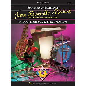 KJOS-Standard-Of-Excellence-for-Jazz-Ensemble-French-Horn-Standard