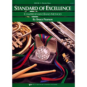 KJOS-Standard-Of-Excellence-Book-3-Electric-Bass-Standard