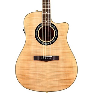 Fender-T-Bucket-400-CE-Flamed-Maple-Acoustic-Electric-Guitar-Natural