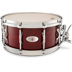 Black-Swamp-Percussion-SoundArt-Maple-Shell-Snare-Drum-Cherry-Rosewood-6-5-x-14-Inch