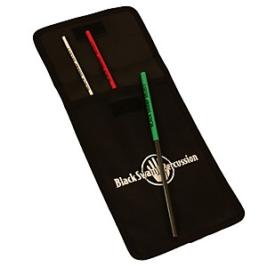 Black-Swamp-Percussion-Set-of-3-Select-Triangle-Beaters-with-Nylon-Case-Standard