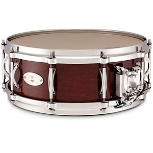 Black-Swamp-Percussion-Multisonic-Maple-Shell-Snare-Drum-Cherry-Rosewood-5-x-14-Inch