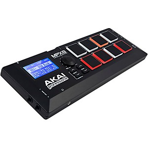 Akai-Professional-MPX8SD-Sample-Player-Standard